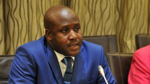 It was a political gimmick - ANC MP Bongani Bongo after corruption case dismissed