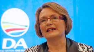 Zille: 'ANC has to crumble' to get DA to Union Buildings