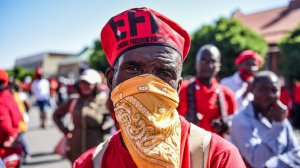 Learning, teaching disrupted by EFF at Pretoria North schools