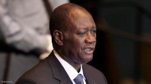 Ivory Coast President Ouattara names Patrick Achi as interim prime minister