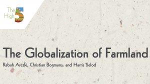 The Globalisation of Farmland