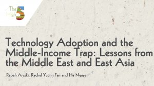 Technology Adoption and the Middle-Income Trap: Lessons from the Middle East and East Asia