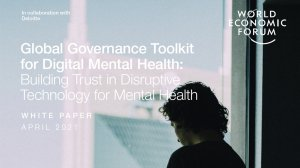 Global Governance Toolkit for Digital Mental Health