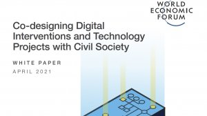 Co-designing Digital Interventions and Technology Projects with Civil Society
