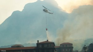Cape Town wildfire contained, says City of Cape Town