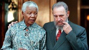 Mandela in Cuba
