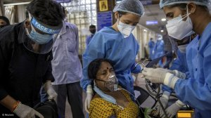 Gift of the Givers to intervene in India's Covid-19 crisis