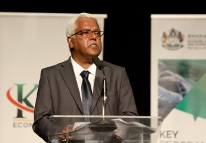 Richards Bay: Ravi Pillay, Address by KZN MEC for EDTEA, on the occasion of the launch of the Nyanza Light Metals Technical Services centre, Richards Bay (06/05/21)