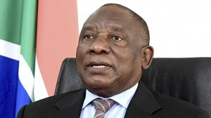 Ramaphosa welcomes US support of TRIPS waiver