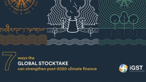 Seven ways the Global Stocktake can strengthen the post-2020 climate finance agenda