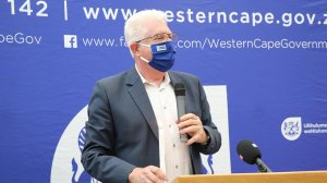 Winde says focus on governance has reaped good rewards for W Cape
