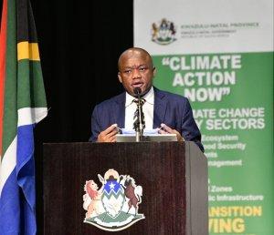 KZN Premier calls for concerted effort to address climate change