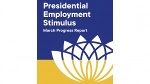 Presidential Employment Stimulus March Progress Report