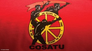COSATU in solidarity with the people of Palestine as we commemorate the 73rd Anniversary of Nakba amid Israeli attacks