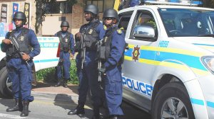 Temba SAPS determined to fight the community