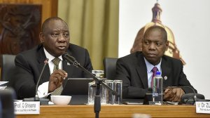 Mkhize spoke with Ramaphosa about special leave