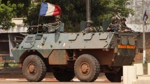 France suspends aid, military support for Central African Republic