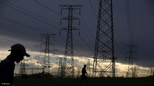 Eskom is experiencing an increase in electricity theft and Distribution infrastructure failure due to illegal connections