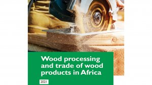 Wood processing and trade of wood products in Africa