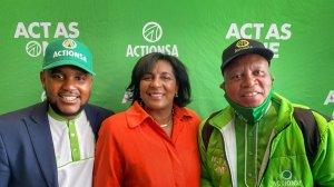 ActionSA reveals Gauteng Mayoral nominees