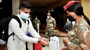 Military health service deployed to Gauteng as Covid-19 numbers continue to rise