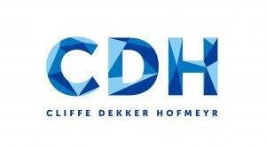Cliffe Dekker Hofmeyr logo