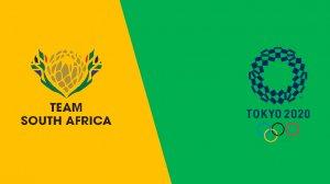 Team South Africa – Tokyo 2020