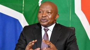 Picture of Deputy President David Mabuza