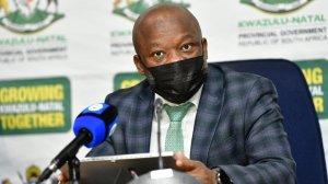 KwaZulu-Natal Premier Sihle Zikalala