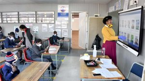 We hope that we do not have to close school early again – basic education department