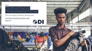 The Belt and Road and Chinese enterprises in Ethiopia: risks and opportunities for development
