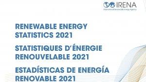 Renewable energy statistics 2021