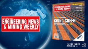 Image of Engineering News and Mining Weekly Cover