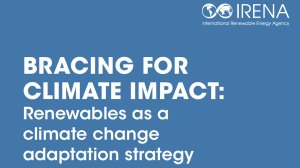 Bracing for Climate Impact: Renewables as a Climate Change Adaptation Strategy