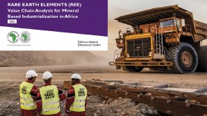 Rare Earth Elements (REE) - Value Chain Analysis for Mineral Based Industrialization in Africa