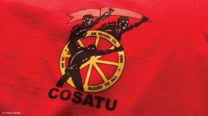 Image of the COSATU logo
