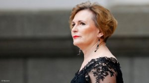 Image of Chairperson of the Federal Council of the Democratic Alliance, Helen Zille