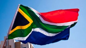 Image of the South African flag