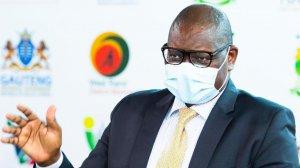 Image of Gauteng Premier David Makhura