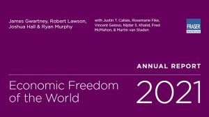 Economic Freedom of the World: 2021 Annual Report