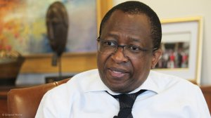 Independent Electoral Commission chief electoral officer Sy Mamabolo