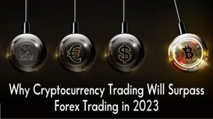 Cryptocurrency trading post image