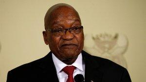 Former South African President Jacob Zuma