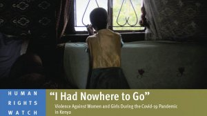 Violence Against Women and Girls During the Covid-19 Pandemic in Kenya