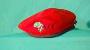 EFF beret
