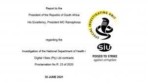 SIU Digital Vibes report