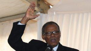 iMAGE OF IFP founderMangosuthu Buthelezi
