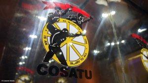Image showing COSATU logo