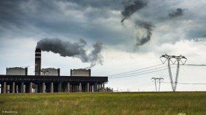Eskom Coal Fired Power station