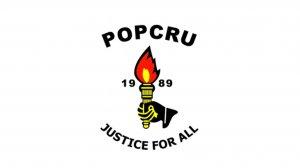 Image of the POPCRU logo